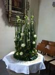 Floristik Dekoration, RÜHLE Grabpflege GmbH, Blumendekoration Beispiel
