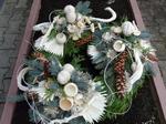RÜHLE Grabpflege, Weihnachtsdekoration, Tannenbaumzweig Dekorativ
